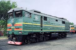 Tiếp nhận 20 đầu máy xe lửa công suất lớn nhất VN
