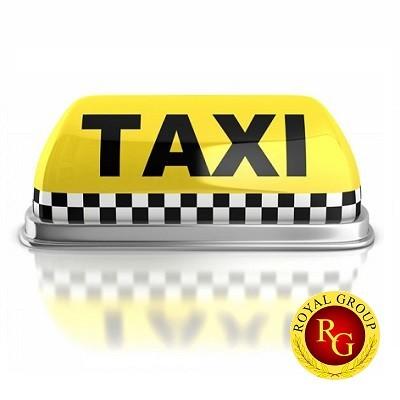 Mào từ taxi, mào taxi gắn nam châm