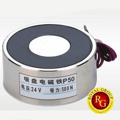 Nam châm điện 24V -500N