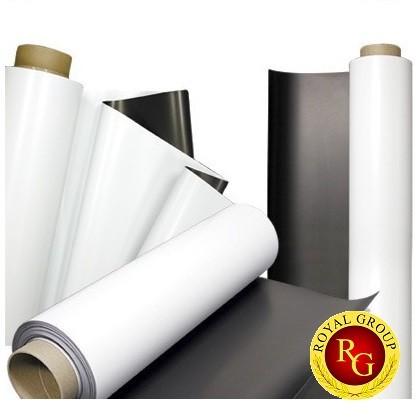Nam châm dẻo phủ nhựa PVC