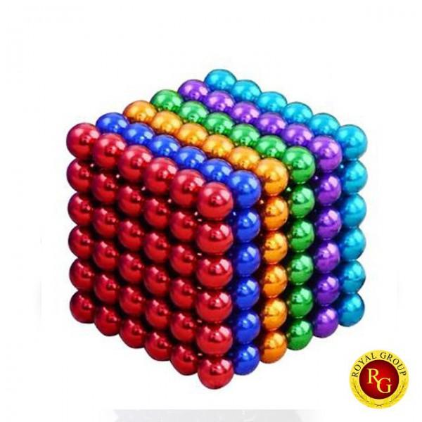 Nam châm xếp hình buckyballs 216 viên