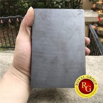 Nam châm ferrite đen hình khối 150x100x25mm