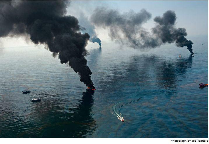 Dùng nam châm có thể ngăn chặn được thảm họa tràn dầu